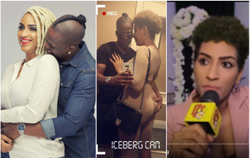 Read How Juliet Ibrahim And Iceberg Slim Responded To Engagement Reports