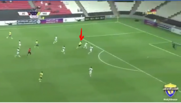 Ahmed Musa Scores Stunning Goal For New Saudi Arabian Club (Video)
