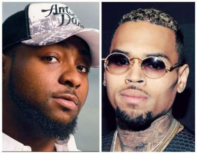 """Chris Brown Announces New Song, """"Blow My Mind"""" With Davido, Reveals It's Dropping Soon"""