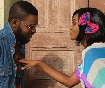 'Go And Marry' - Simi Tells Falz