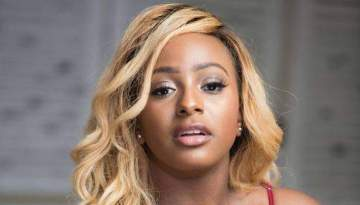 DJ Cuppy Accidentally Exposes Her Private Part In New Viral Video (Watch)