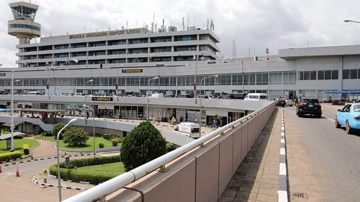 Muritala Muhammud International Airport Lagos 1