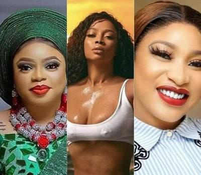 5 Nigerian Celebrities Who Had Plastic Surgery (Photos)