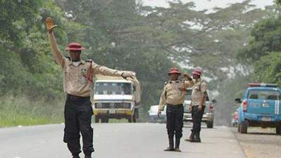 FRSC Demotes Officers Who Assaulted Man Who Stripped In Benin (Video)