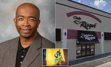 Nigerian Professor Arrested For Spending $185,000 Grant On Strippers, Bars & iTunes (Photo)