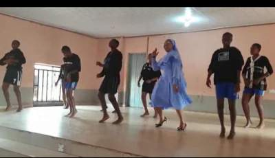 Reverend Sister Goes Viral After Dancing With Students