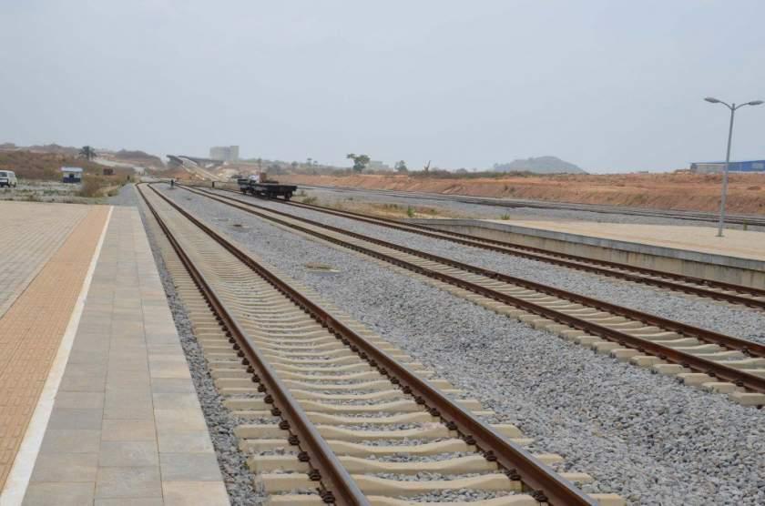 Nigeria Kano_Nigeria Rail_PIC.26. STATE OF THE ABUJA KADUNA RAILWAY IN ABUJA 1