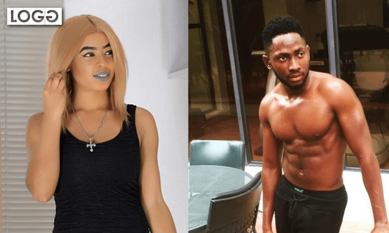 #BBNaija: Nina Confronts Miracle For Telling Other Housemates They Had Sex!