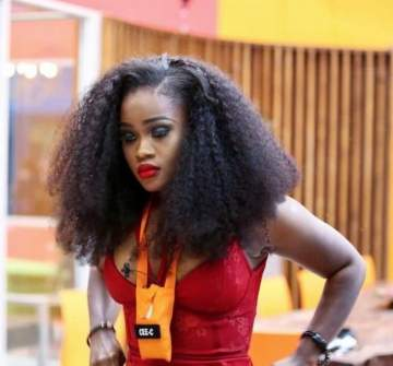 """#BBNaija: """"I Had A Dream That Two Evicted Housemates Came Back"""" - Cee-C"""