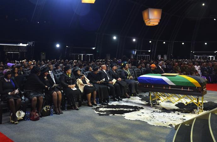 Mandela Funeral 2