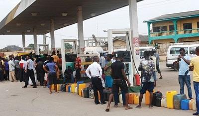Fuel Scarcity Nigeria TVCNews