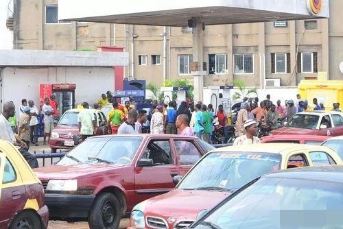 Fuel Scarcity 1