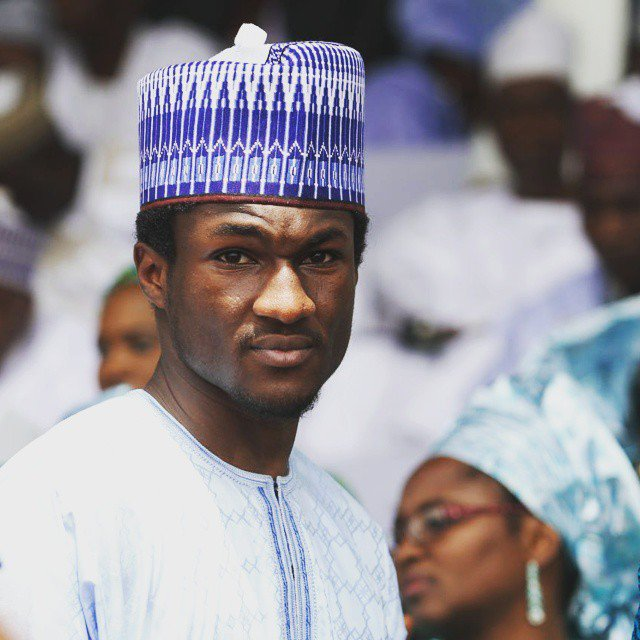 Fayose Reacts to Yusuf Buhari's Ghastly Motorcycle Accident