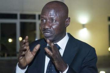 BREAKING News: Police Commission Promotes Magu, One DIG, 2 AIGs, 15 Others