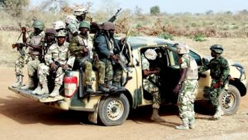Why Rampaging Soldiers Set Benue Community On Fire - Nigerian Army Reacts