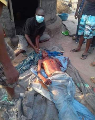 Graphic Photos: Over 10 Villagers Killed In Benue In Fulani Herdsmen Attack