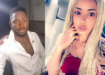 #BBNaija: Miracle Opens Up On His Relationship With Nina After Winning BBN