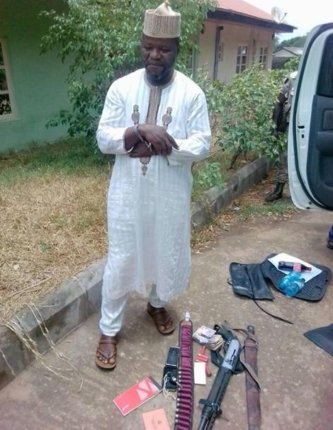 Boko Suspect 1