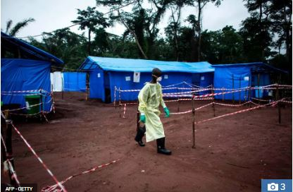 Serious Panic Spreads As More Cases Of Ebola Are Recorded In Congo