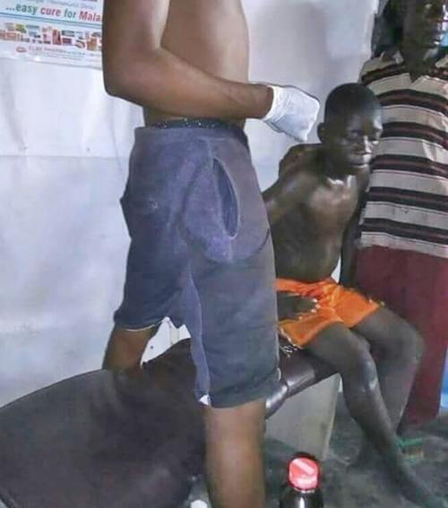 Bayelsa Boy Stabbed 2