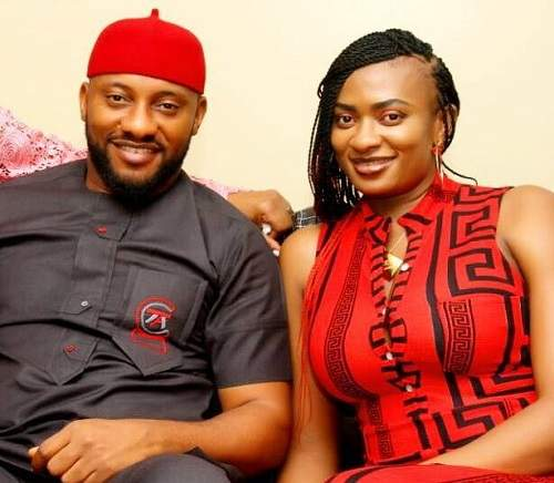 Actor Yul Edochie Wife 1