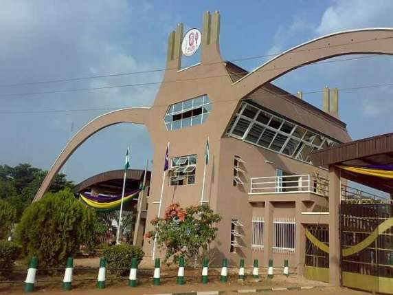 UNIBEN Main Gate