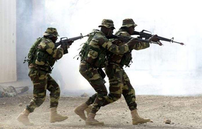 Horror! Soldiers Wounded After Being Ambushed By Deadly Gunmen In Benue
