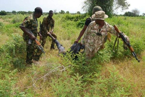 Boko Commanders Killed