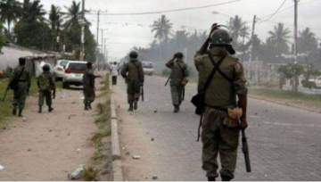 Nigerian Army Has Uncovered A New Terrorist Group In North-East