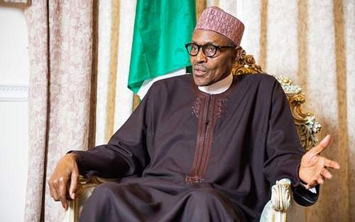 Buhari Telegraph Interview 1