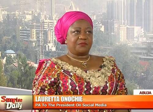 Lauretta Onochie 1