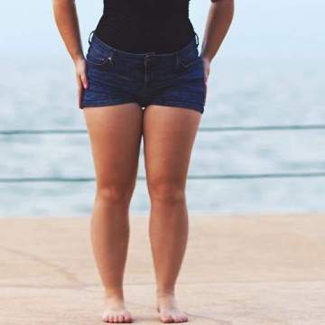 Large thighs, hips linked to long life - Study