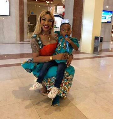 """""""I think it's time to get pregnant again"""" - Tonto Dikeh"""