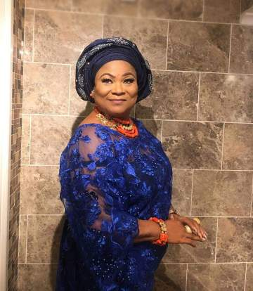 Coronavirus has not come to play - Actress, Sola Sobowale