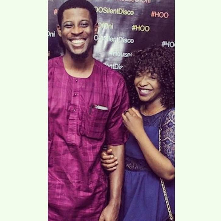 Seyis Girlfriend Adeshola 07