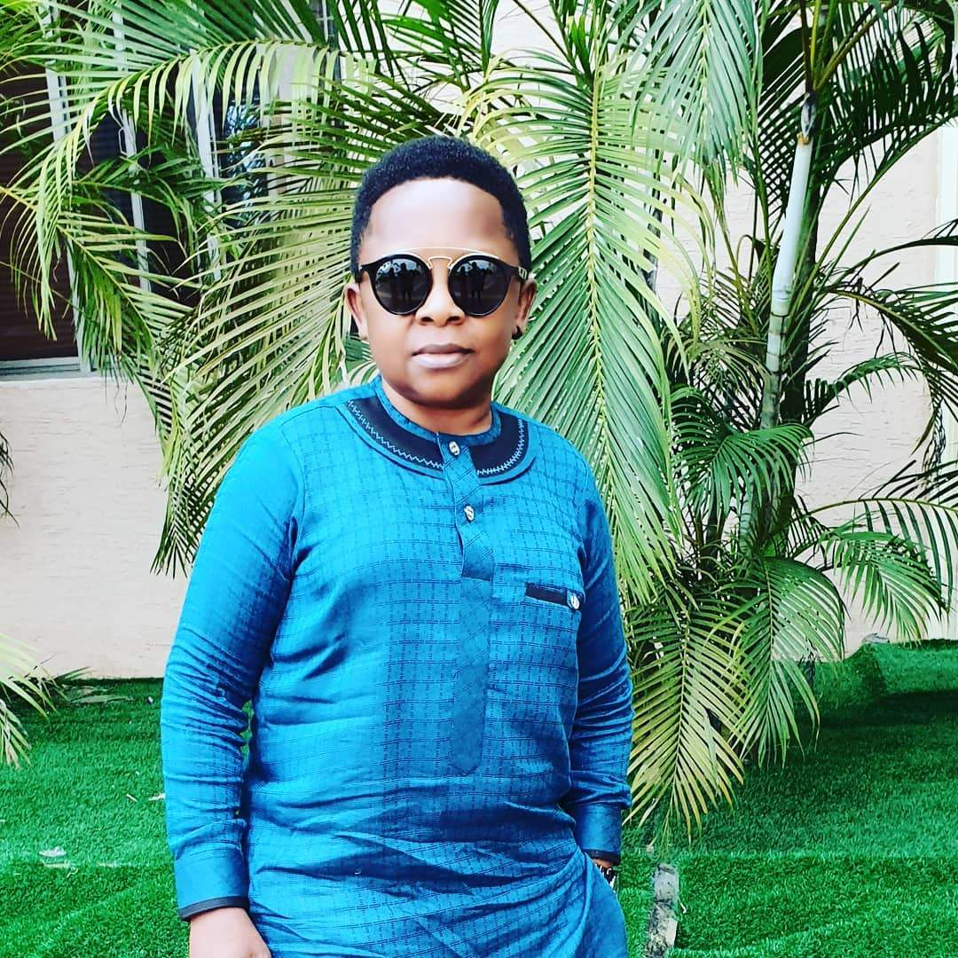 """Thank you God for a perfect creation"" - Chinedu Ikedieze says as he marks 42nd birthday"