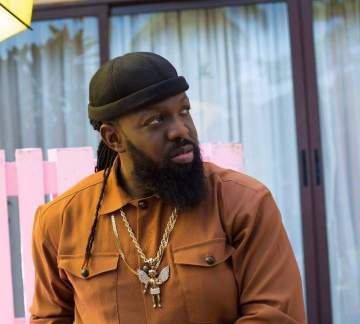 95% of celebs wear fake watches, 80% wear fake shoes and clothes- Dadddy Freeze supports Timaya's claim