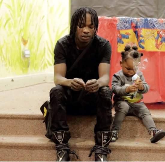 Meet Naira Marleys First Son Jojo That Looks Exactly Like Him 2
