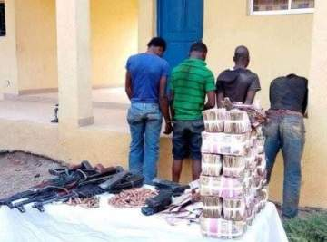 3 men sentenced to death by hanging for the 2016 Osun Bank robbery that claimed many lives