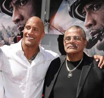 Dwayne 'The Rock' Johnson reveals the cause of his father's sudden death