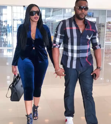 Bolanle Ninalowo surprises wife with a house gift in Lagos