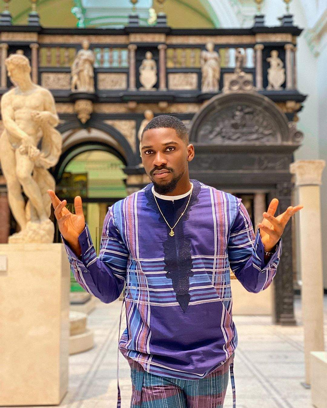 From a village beans hawker to where you are now - Tobi Bakre celebrates his father who turned a year older