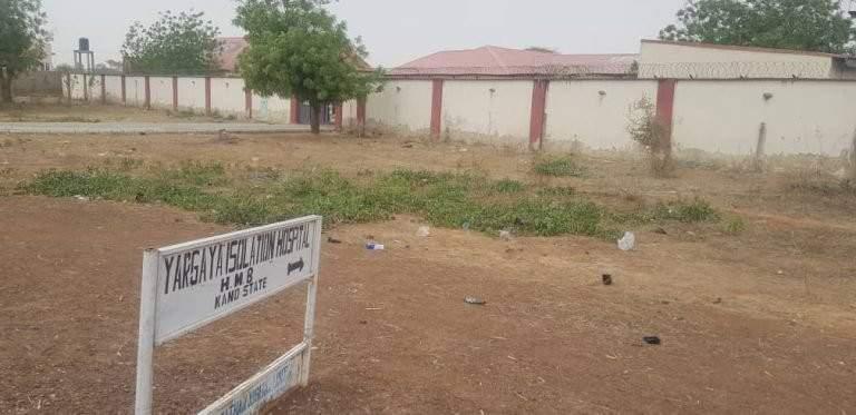 Kano Isolation Centre13