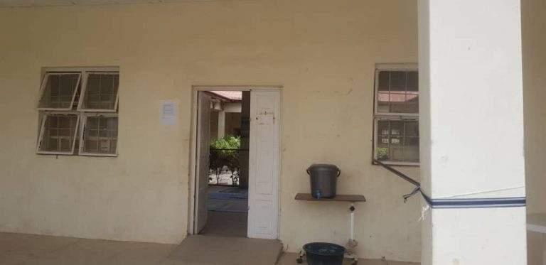 Kano Isolation Centre7