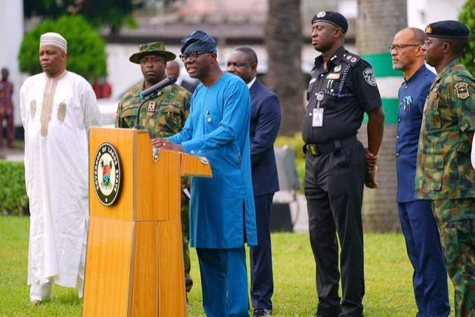 Coronavirus: Lagos state government offers to provide food items at the doorsteps of residents