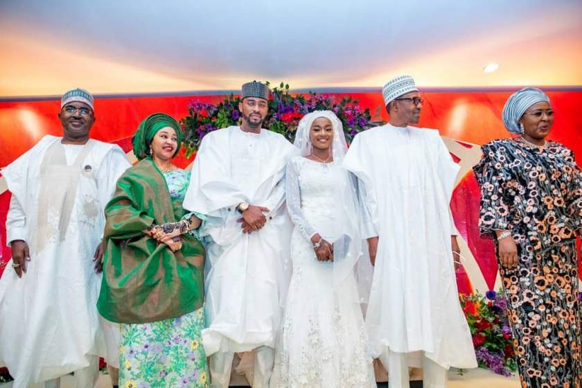 Buhari Wed5