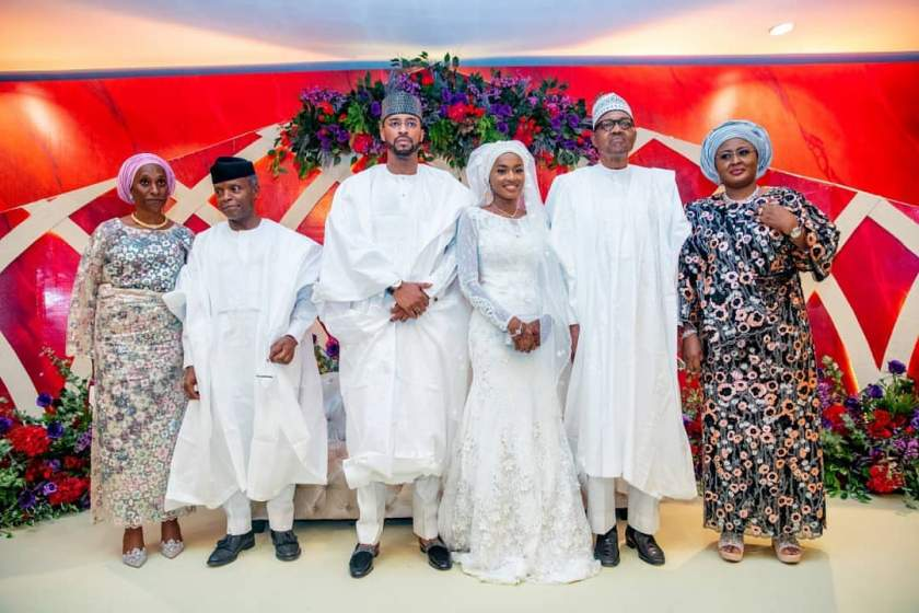 Buhari Wedding