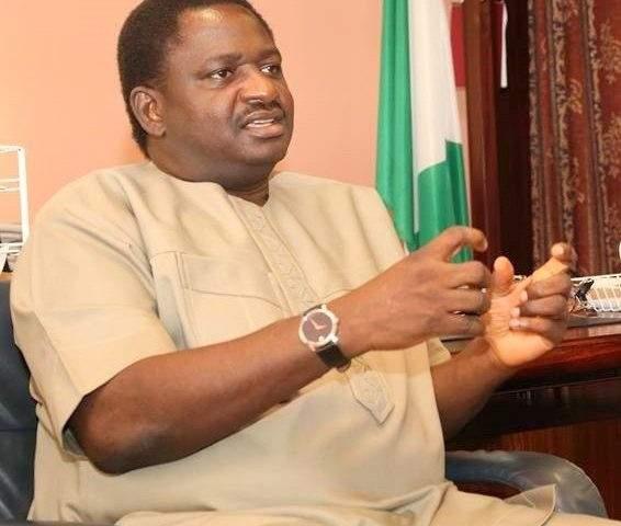 Nigerians should be happy bombings now happen once in few days - Femi Adesina
