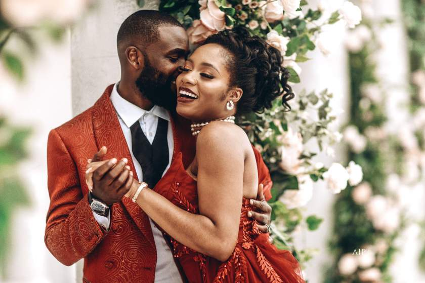 Walking into 2021 With Him - Newly married BBN Star, Khafi (Video)