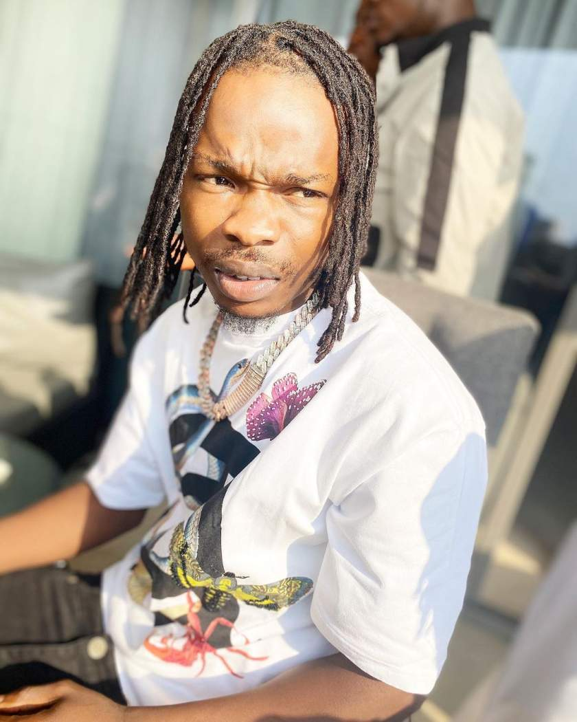 You not meant to kiss everyone you sleep with - Singer Naira Marley